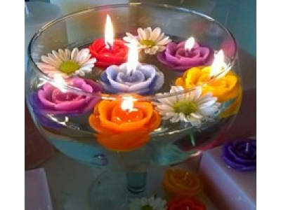 craft candle