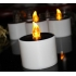 Solar energy led candle